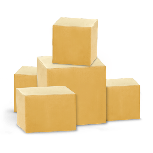 paket zum Versand