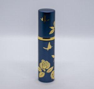 Rosenduft Taschenzerstäuber in blau