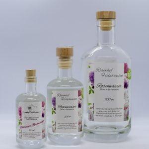 bio rosenwasser sonderabfuellung