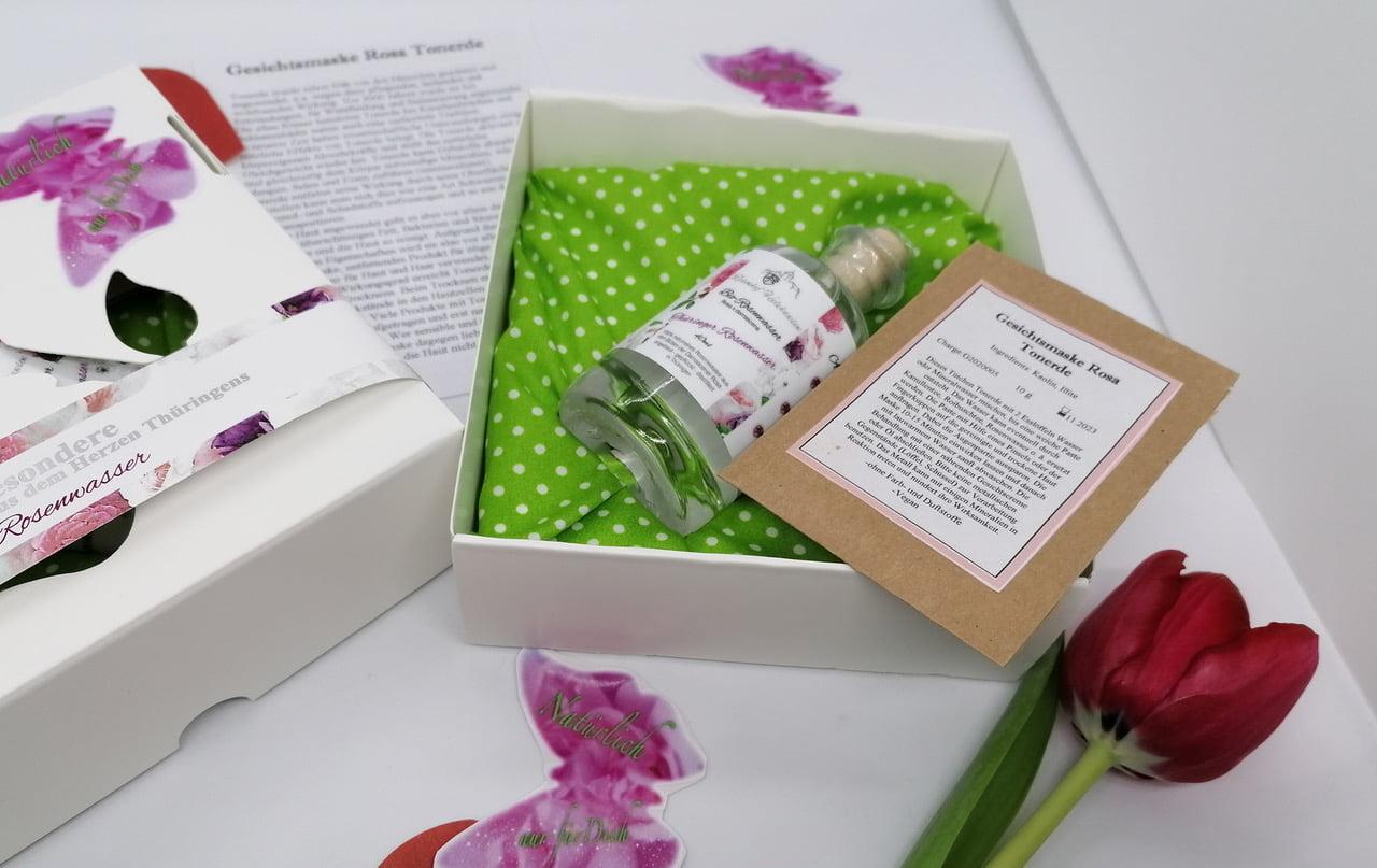 die Geschenkbox Natürlich - nur für dich.