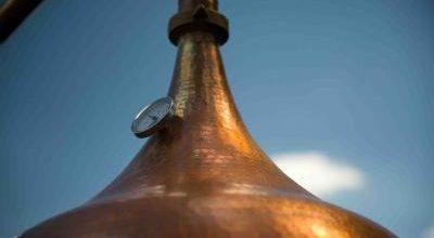 kessel der Destille